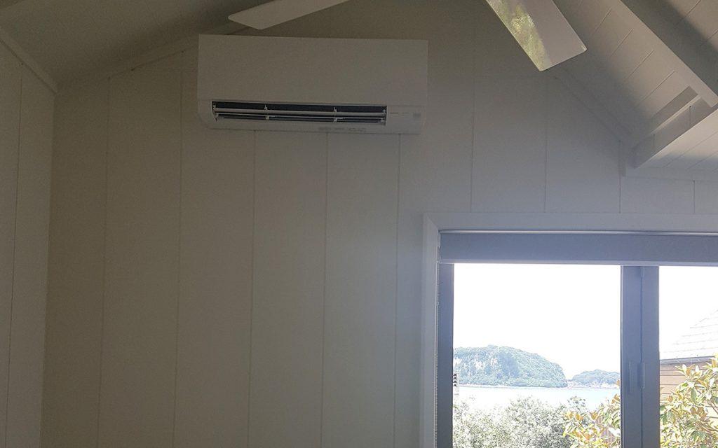 mitsubishi heat pump whangamata